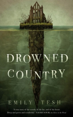 Cover Image Drowned Country by Emily Tesh